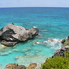 Bermuda beautiful blue waters
