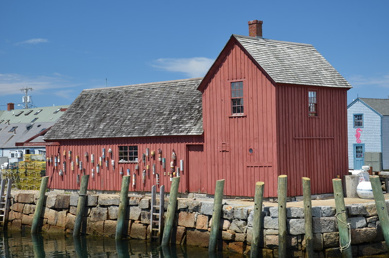 Motif Number 1, Rockport, Massachusetts, 5 July 2016