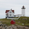 The Lighthouse at Cape Neddick, Maine