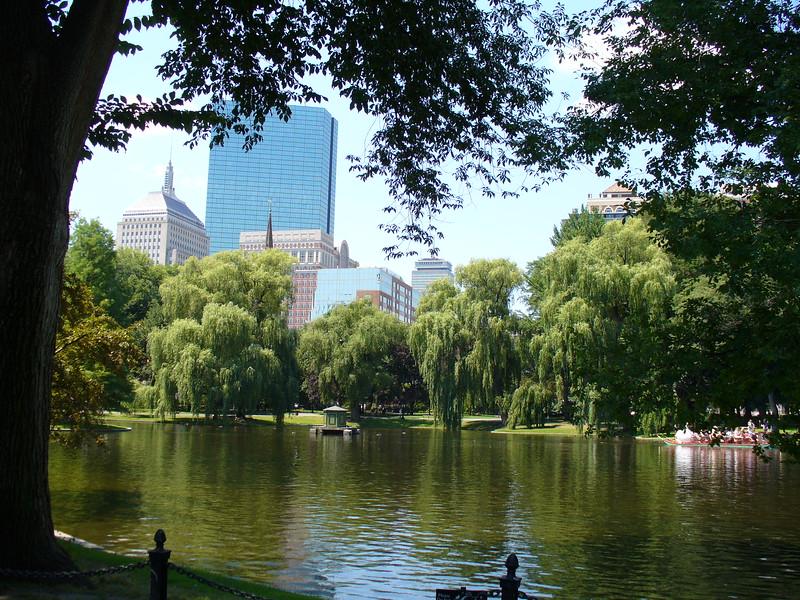 Public Garden, Boston, Massachusetts
