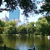 Public Garden, Boston, Massachusetts