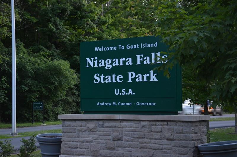 Niagara Falls State Park, NY, U.S.A.