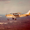 Cessna 206 Fly-By