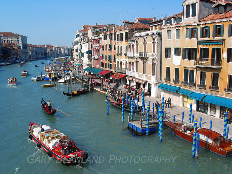 Venice Grand Canal by Susan Daniel