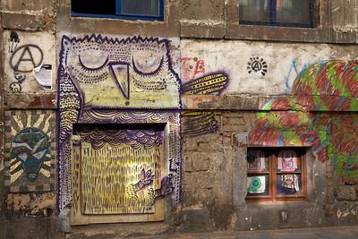 Street art in Dresden Neustadt