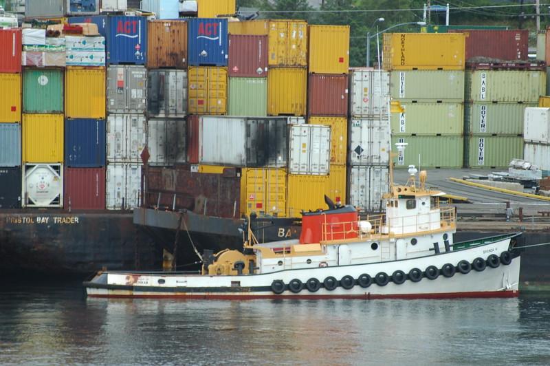 Alaska port