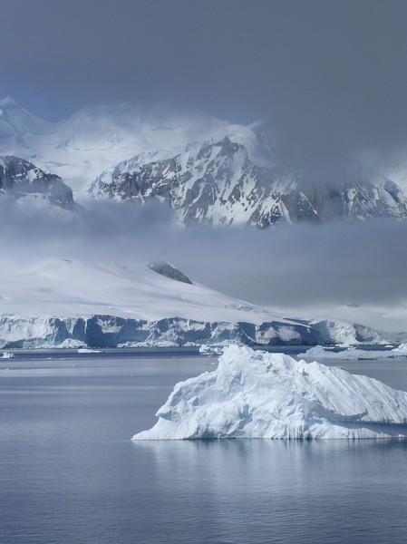 Antarctica view 3