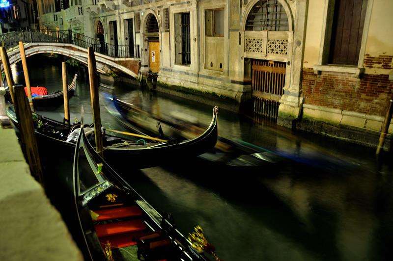 Venice Italy - night