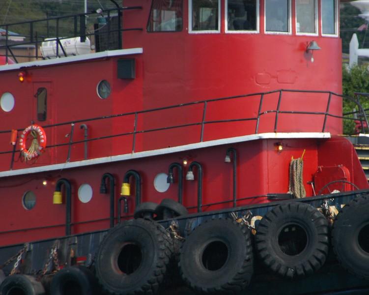 Alaska tug