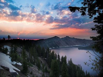 Crater Lake & Yellowstone 2008