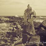 Lobster Point, D. T. Sheridan wreckage