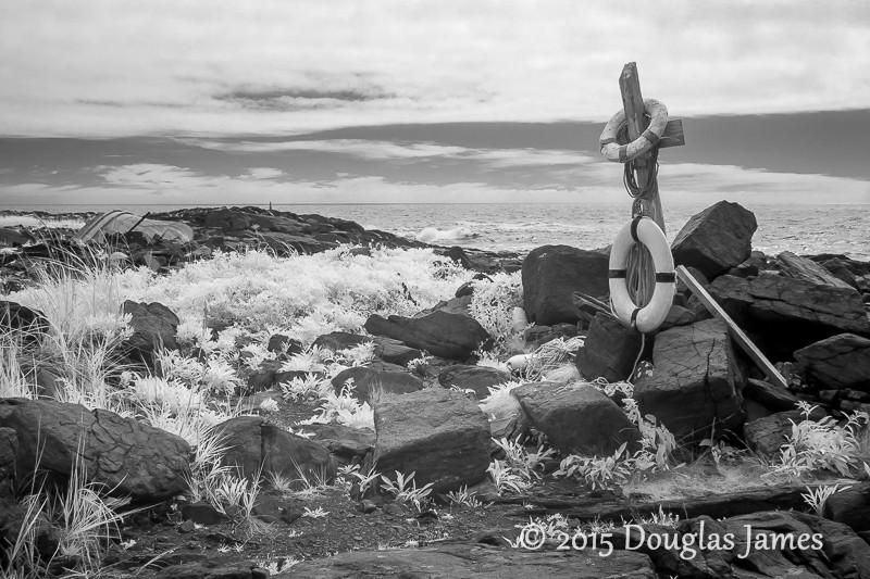 D. T. Sheridan Wreckage, Lobster Point