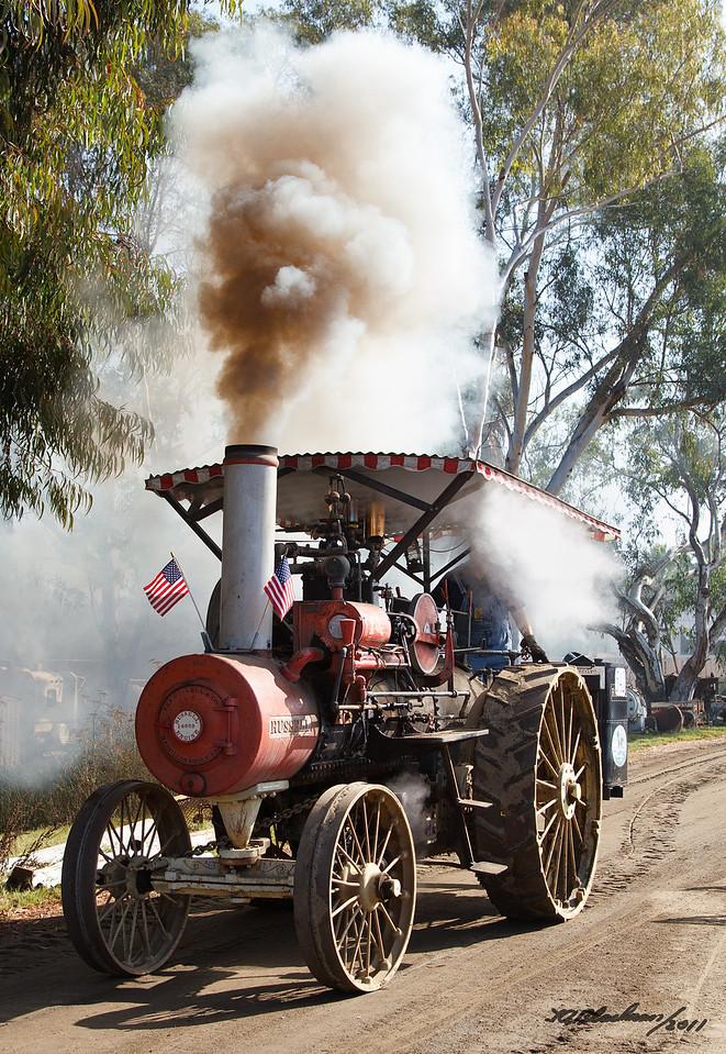 Steam Trator TAB11MK4-35415