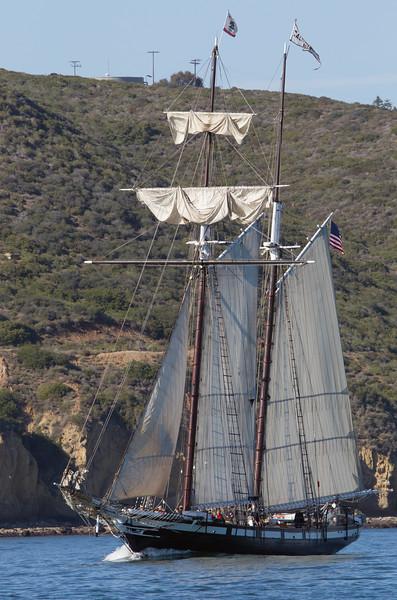 Tall Ship California