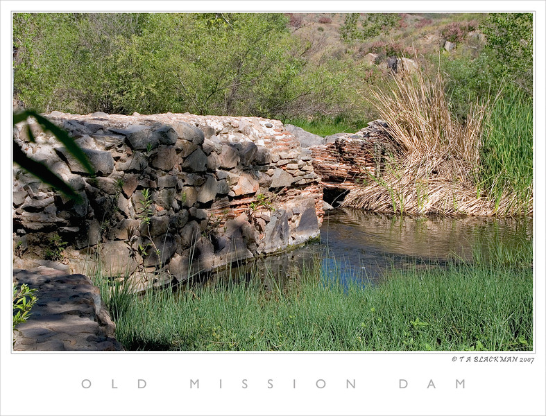 Old Mission Dam MTRP