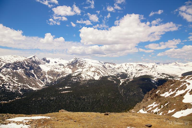 Estes Park Mountains