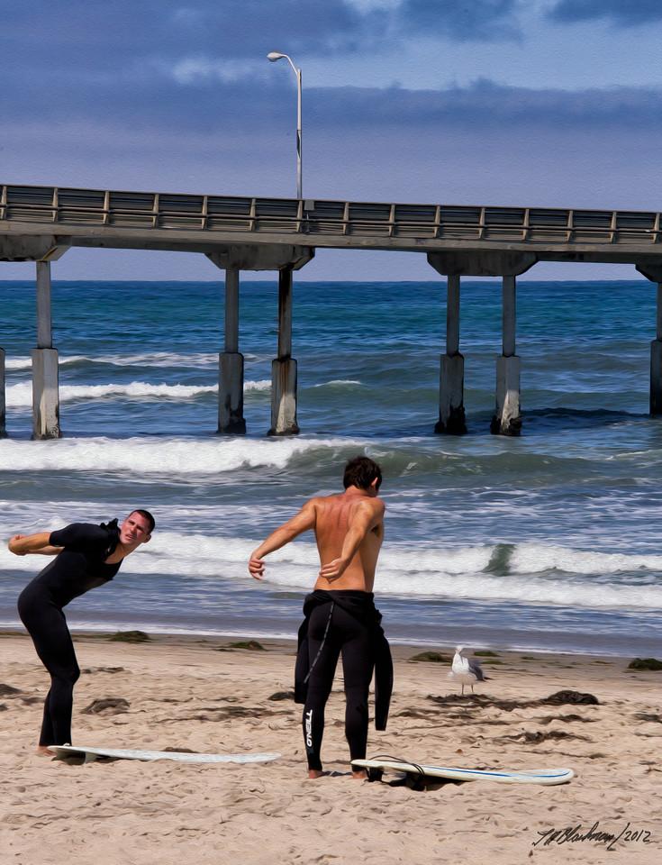 OB Surfers TAB125DIII-20601