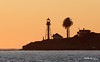 Point Loma Lighthouse Sunset