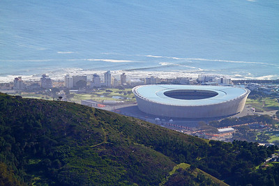Green Point Stadium, Cape Town, South Africa