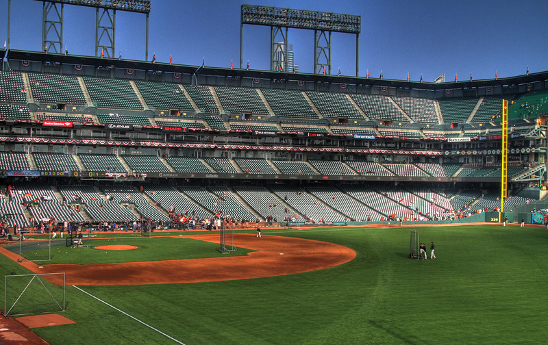 NLCS Game 3, Giants v Phillies