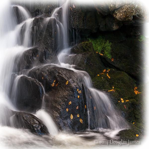 Goldmine Brook Falls 2