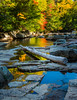 Saco River in Jackson, New Hampshire