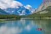 Swiftcurrent Lake, Galcier Nat'l Park, Montana, USA