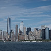 NYC-Manhattan Skyline with new WTC1