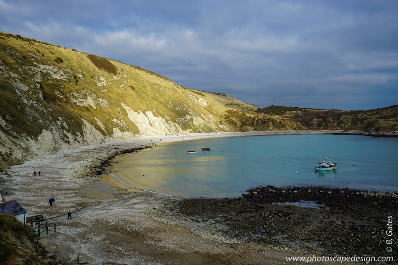 Lulworth Cove - England