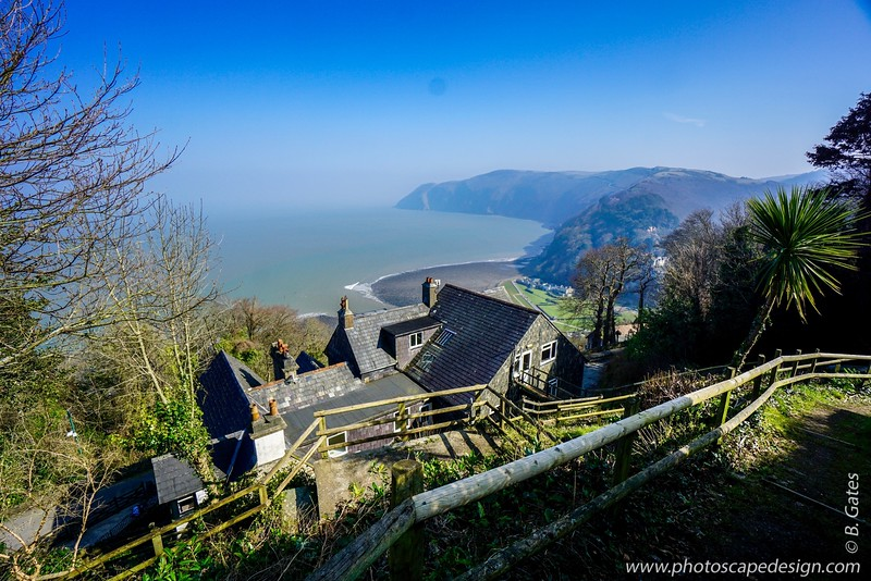 Lynmouth - England