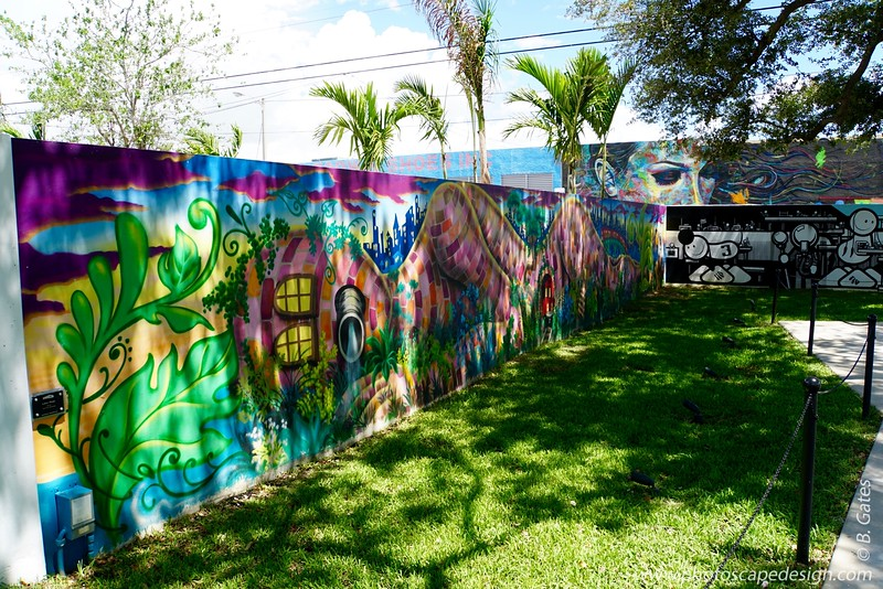 Wynwood Walls - Miami, Florida
