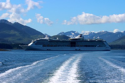 Radiance of the Seas - Icy Strait Point, Alaska