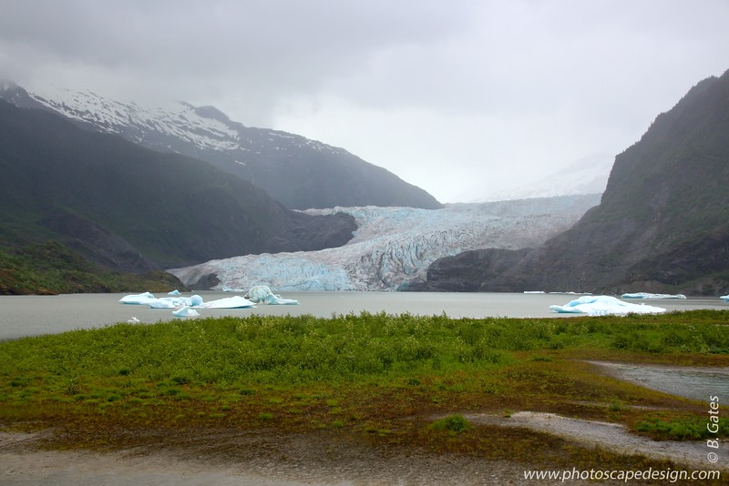 Mendenhall Glacier - Juneau, Alaska