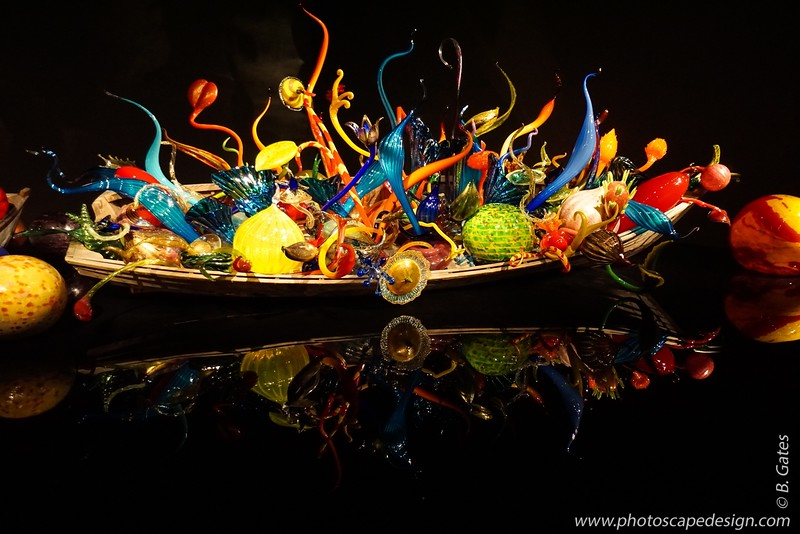 Chihuly Garden & Glass - Seattle, WA