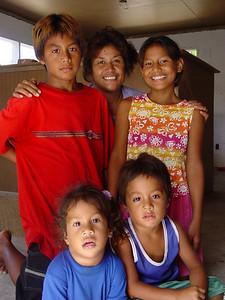 Famliy in American Samoa