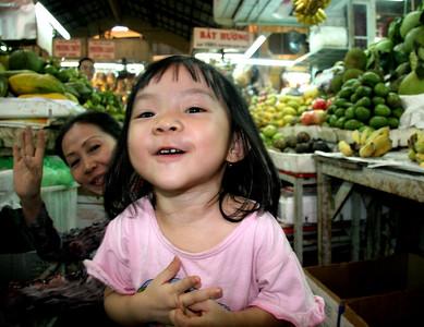 Binh Tanh Market, Ho Chi Min City