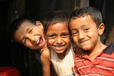 Kids of Tansen, Nepal
