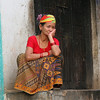 Lady in Tansen