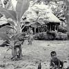 Kids in Western Samoa