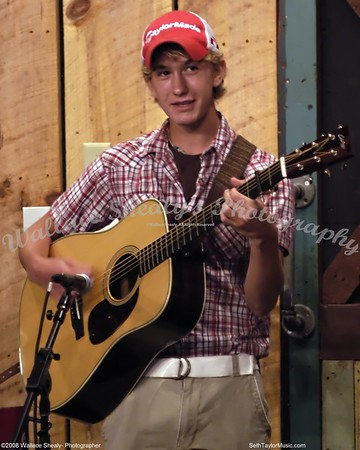 Seth Taylor - Bluegrass - Fiddlin Pig, Asheville, NC