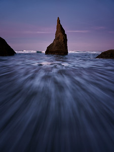 Wizard's Hat, Bandon Beach, Oregon