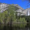 Ellen_Yosemite Falls Merced River
