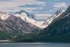 Glacial valley, Glacier Bay