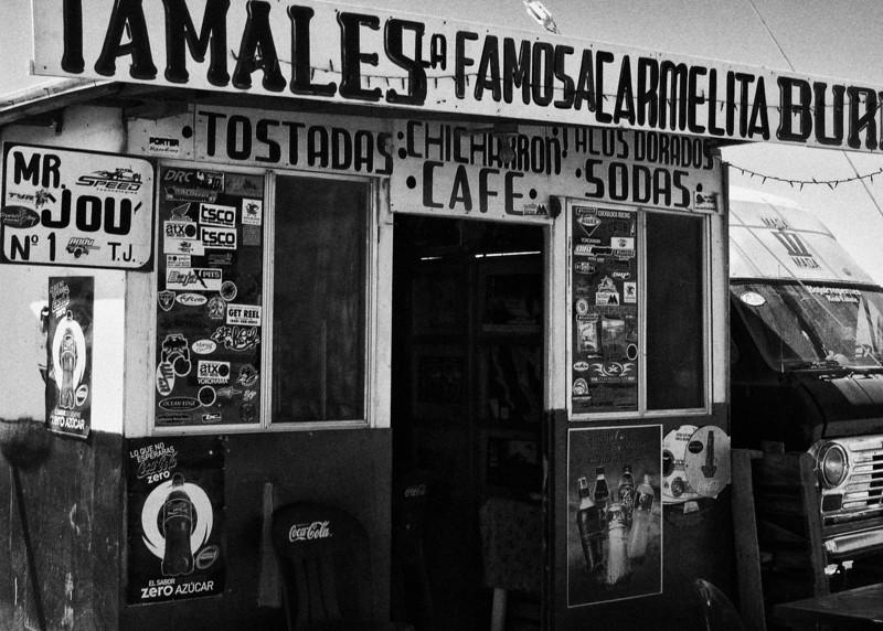 Carmelita's...Jesus Maria, Baja
