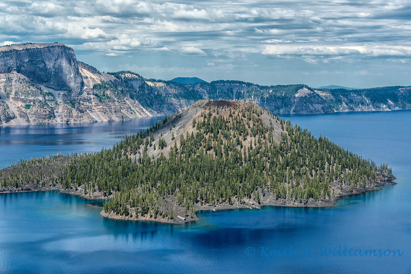 Wizard Island, Crater Lake NP