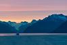 Cruising, from Skagway to Glacier Bay