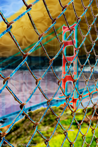 Fence and Bridge Artistry (5885)