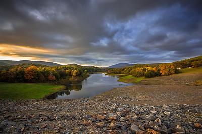 North Springfield Reservoir, Vermont