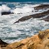 Ocean Waves - Oregon Coast