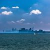Skyline from Lakefill